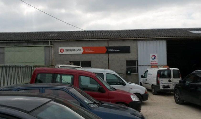 Garage Gourdon