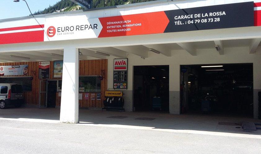 Garage Pralognan