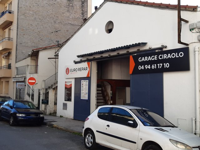 GARAGE CIRAOLO