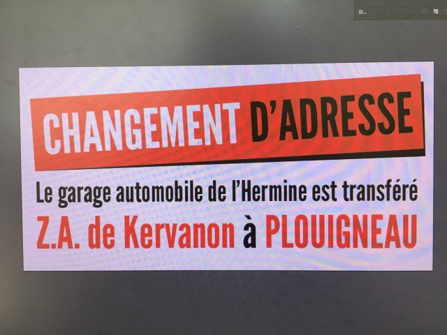GARAGE AUTOMOBILE DE L'HERMINE